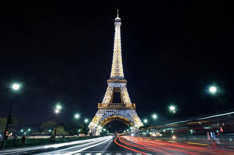 Dez atrações em  Paris
