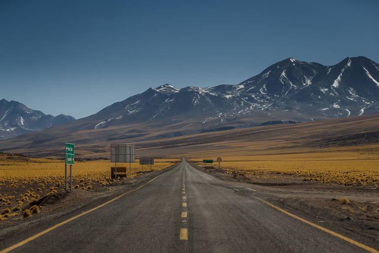 Especial Turismo - Deserto do Atacama