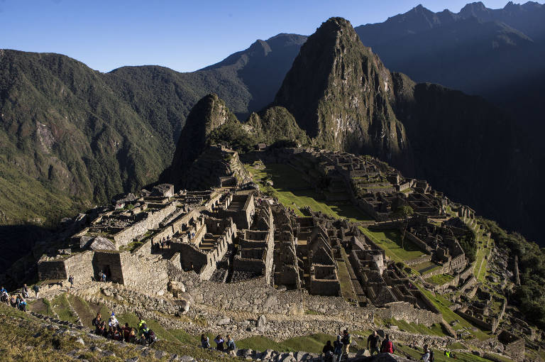 Especial Turismo - Machu Picchu