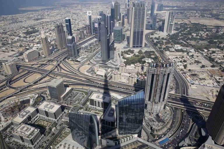 Especial Turismo - Dubai