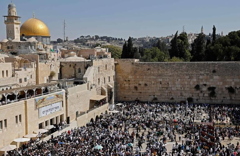 Veja fotos de Jerusalém
