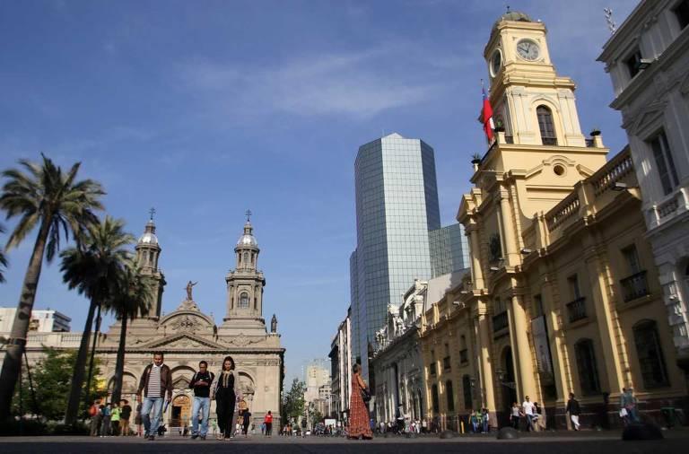 Especial Turismo - Santiago