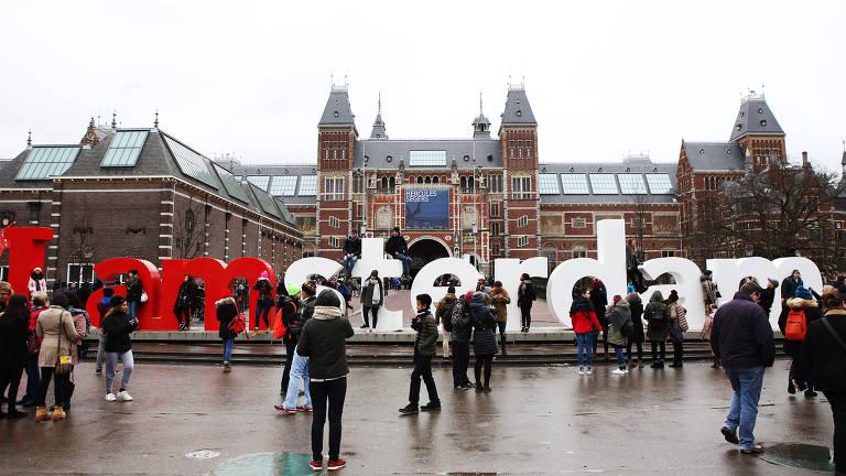Especial Turismo - Amsterdã
