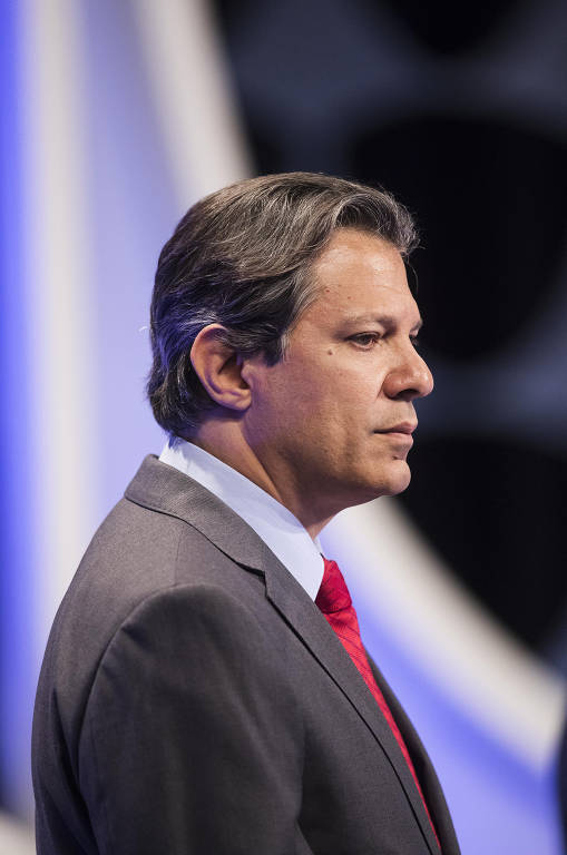Debate Folha, UOL e SBT com presidenciáveis