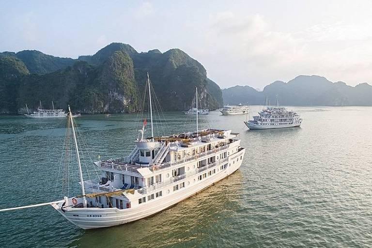 Especial Turismo - Baía de Ha Long