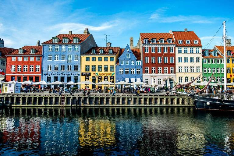 Especial Turismo - Copenhague