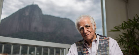Rio de Janeiro, Rj, BRASIL. 27/10/2017;  Entrevista com ocartunista e ilustrador, Ziraldo, que fez 85 anos.   ( Foto: Ricardo Borges/Folhapress)
