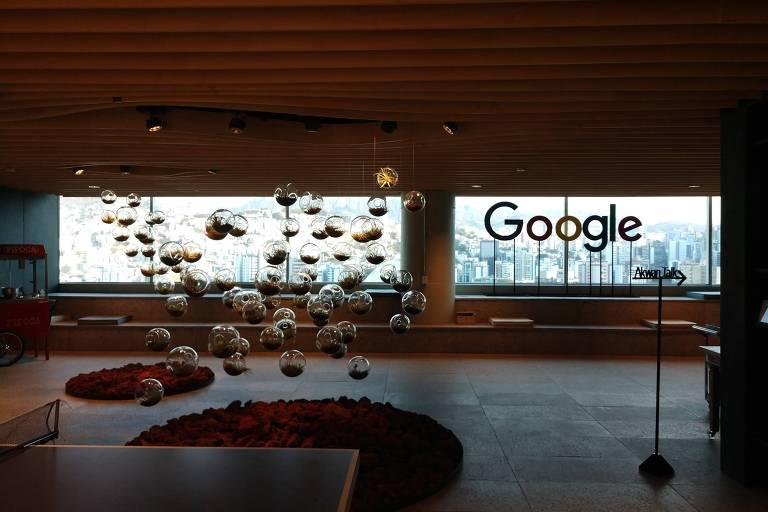 Escritório do Google em Belo Horizonte