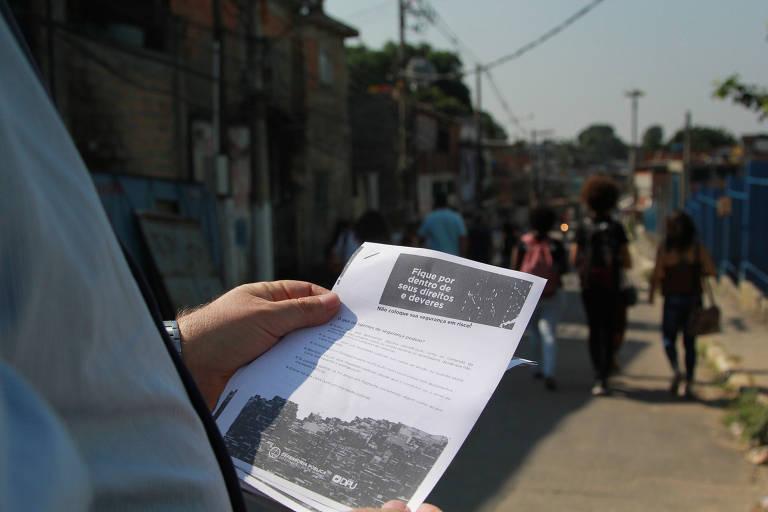 Moradores do Rio relatam violações de direitos pelas forças policiais