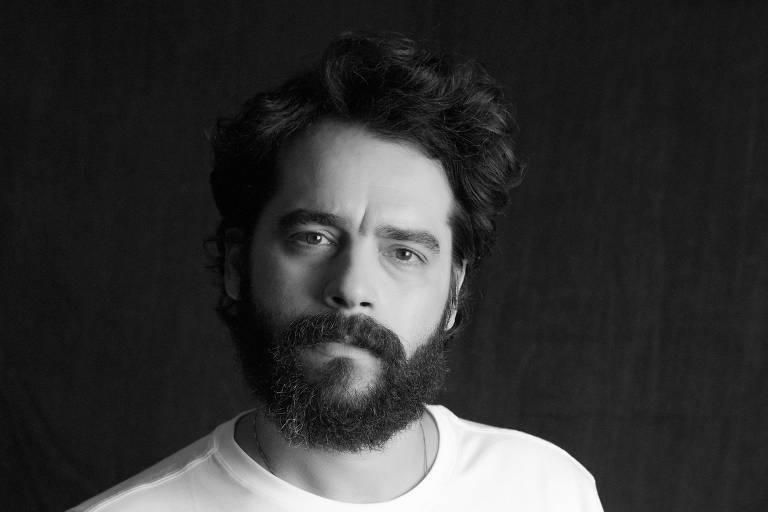 O ator Guilherme Winter