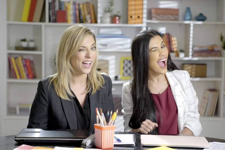 Julia Rabello e Thaynara OG serão amigas despojadas em 'A Arte da Escolha'