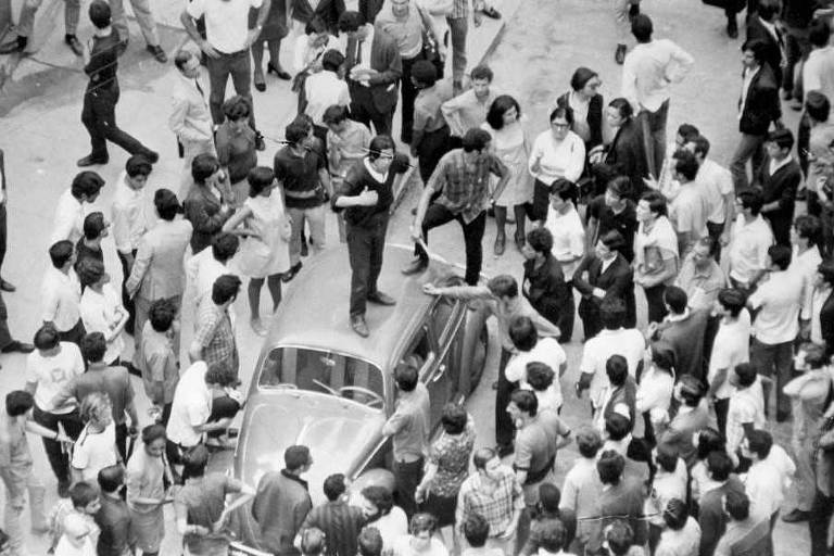 50 anos da Batalha da Maria Antônia