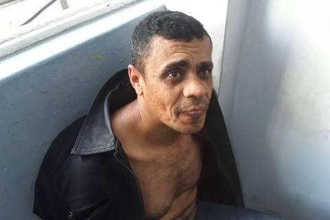 Adélio Bispo de Oliveira, de 40 anos, responsável pelo ataque contra Jair Bolsonaro (PSL) ORG XMIT: LOCAL1809061731265269