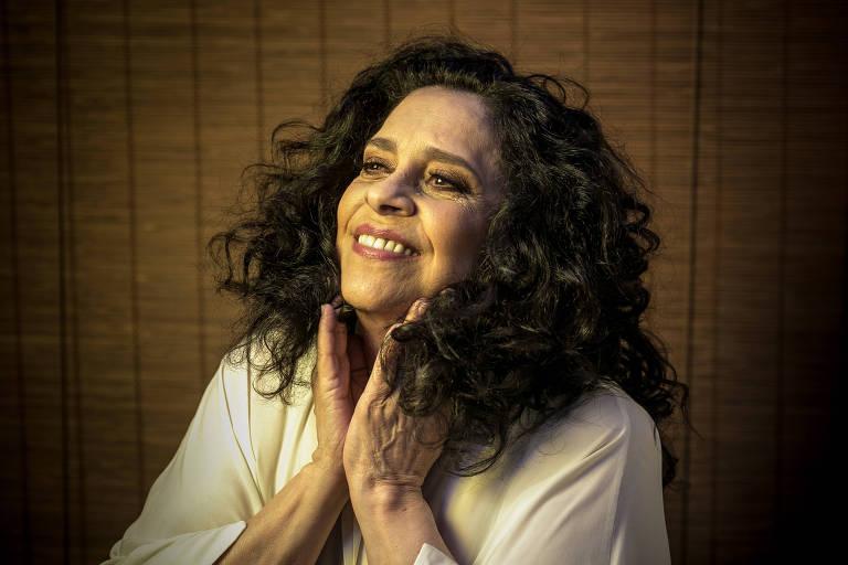 Gal Costa, que lançou o álbum 'A Pele do Futuro'