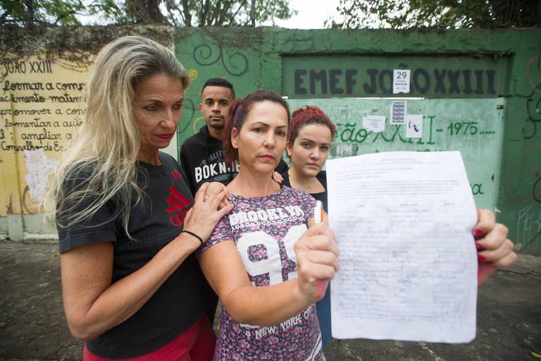 Falta de professores na rede Municipal de ensino leva pais a fazerem abaixo assinado