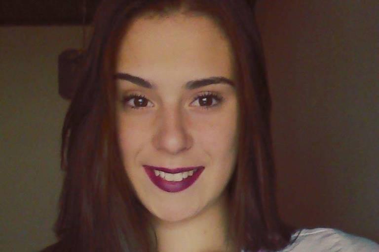 A universitária da Unicamp, Sandy Andrade Santos