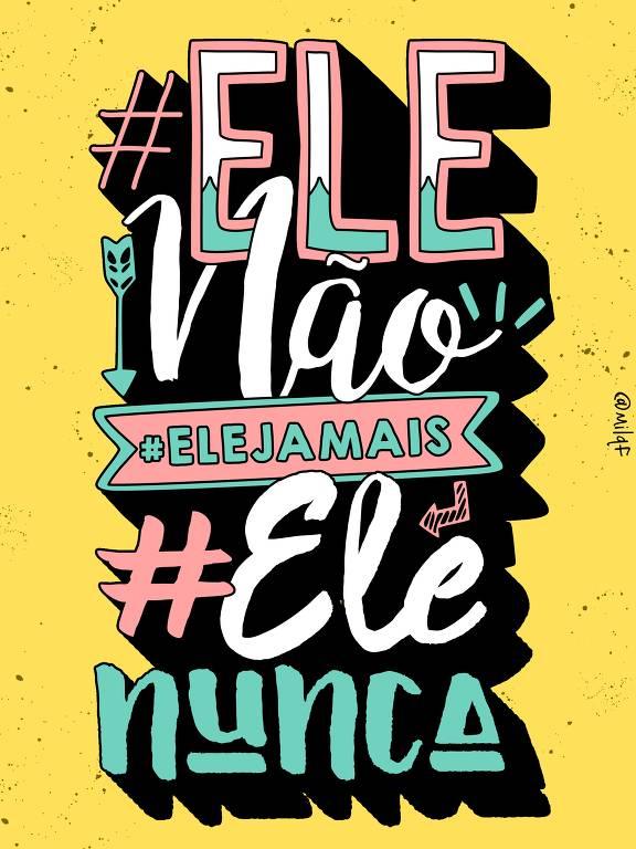 Movimento #EleNão