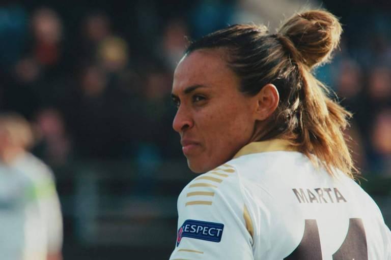 Ex-time de Marta inspira filme sobre desigualdade de gênero no futebol
