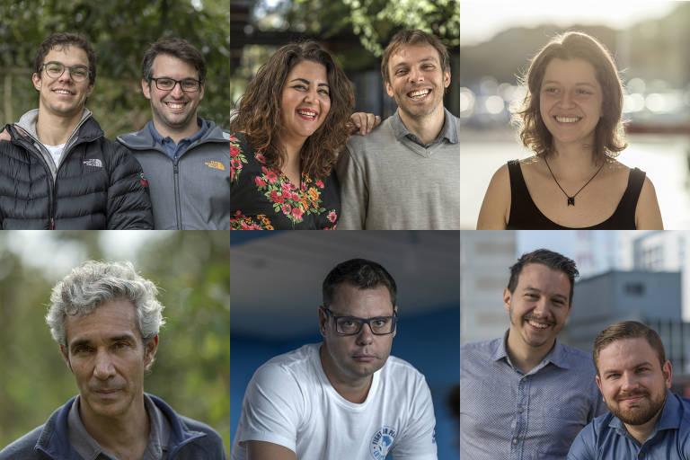 Finalistas do Prêmio Empreendedor Social 2018