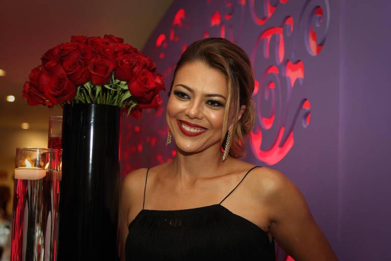 Leila do Vôlei, candidata ao Senado do DF pelo PSB