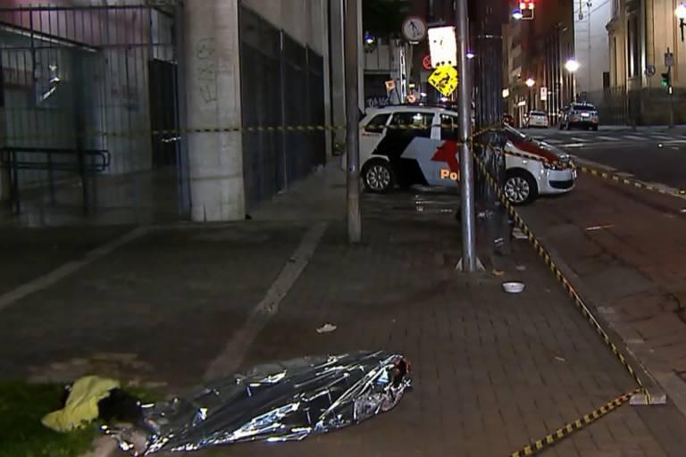 Homem morre após ser espancado no Largo de São Paulo, em SP