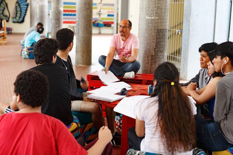 Escola Estadual São Paulo