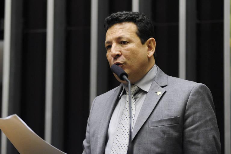 O deputado Roberto Góes (PDT-AP)