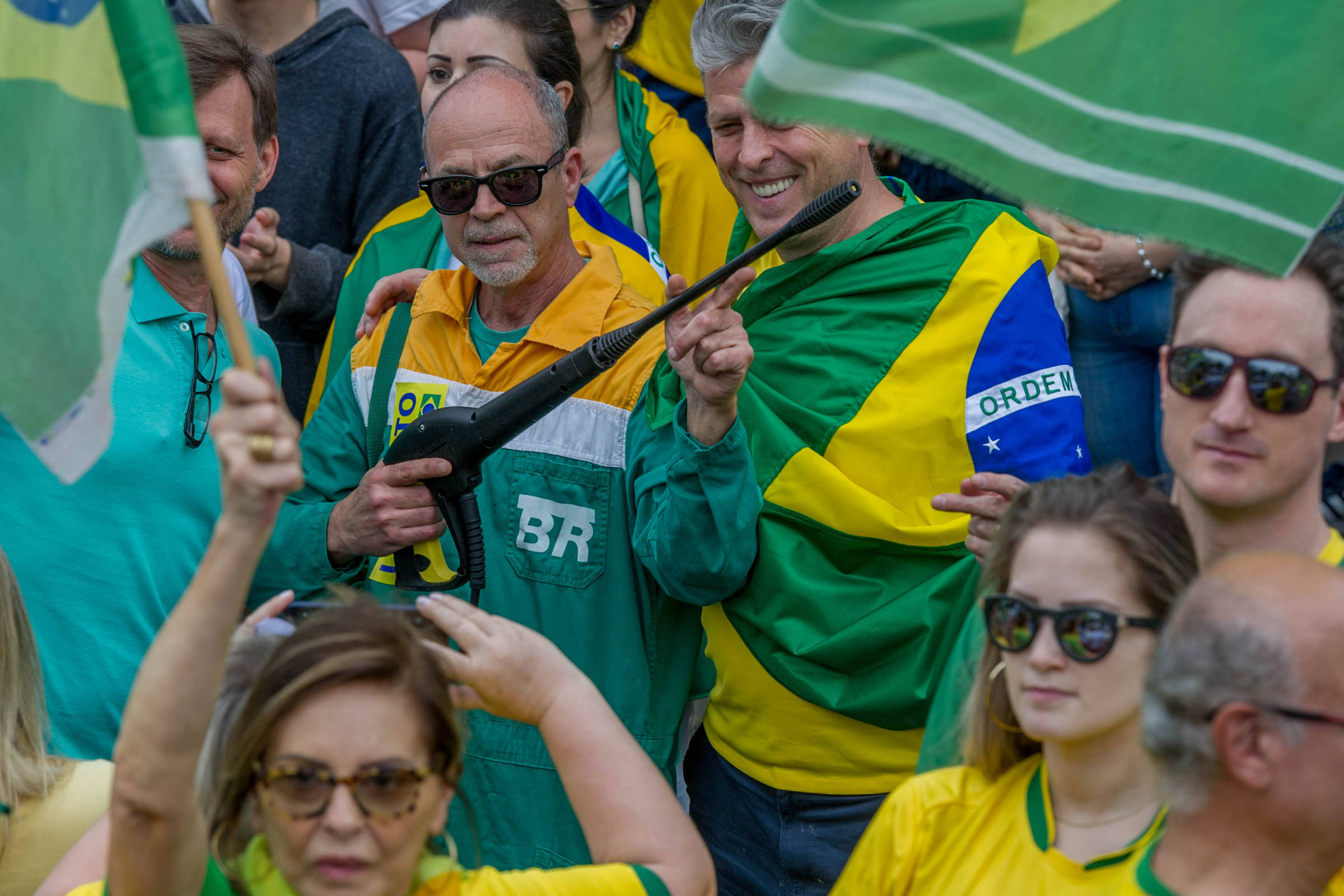 Empresários com agenda pró-Bolsonaro discordam de manifestação