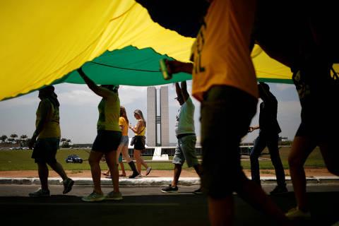 Se ato for expressivo, Bolsonaro se cacifa para peitar Congresso
