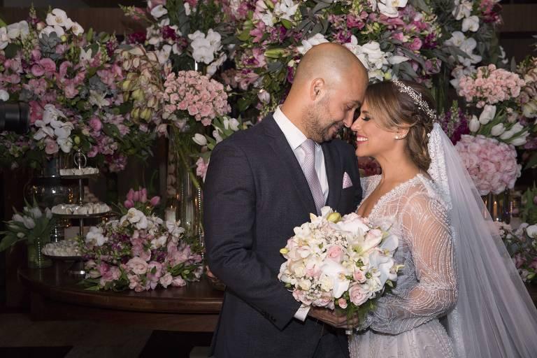 Casamento de Camilla Camargo e Leonardo Lessa
