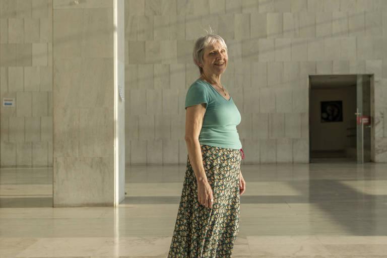 A consultora legislativa Tânia Mendes