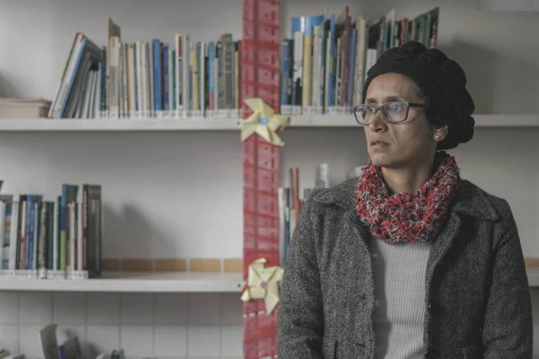 Dionéia Barreto trabalha há quatro anos na ONG Obra do Berço, beneficiária da Editora Mol