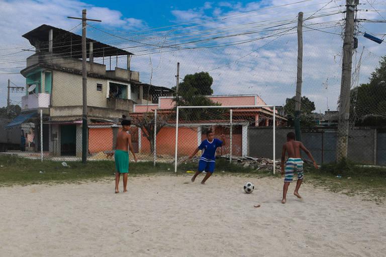 Japeri, na Baixada Fluminense
