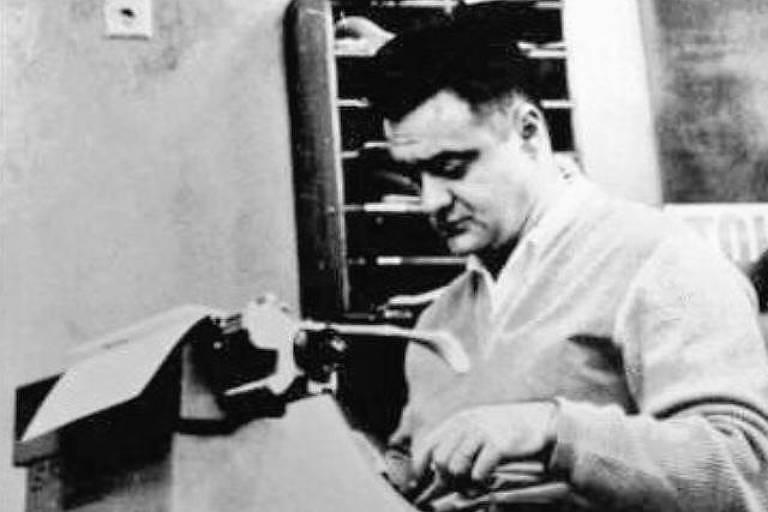Marcos Alexandre de Souza Aranha  Mello Mattos de Castro (1934-2018)