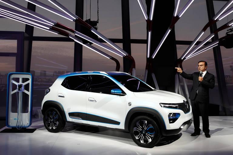 Salão do Automóvel de Paris 2018