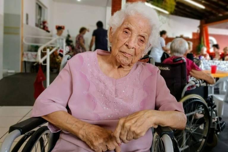 Zuleika Dias Ruiz (1913-2018) era dona de serenidade inabalável