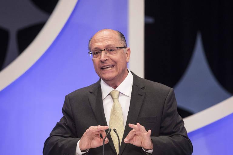Alckmin é denunciado sob acusação de corrupção, lavagem de dinheiro e caixa dois eleitoral