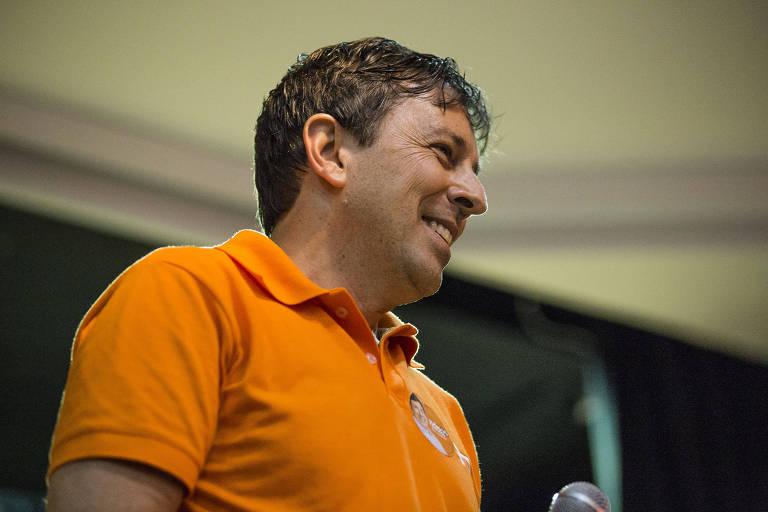 Candidato à Presidência da República, João  Amoedo