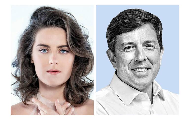 Voto dos famosos