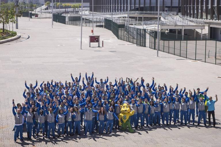 Delegação do Brasil para os Jogos da Juventude