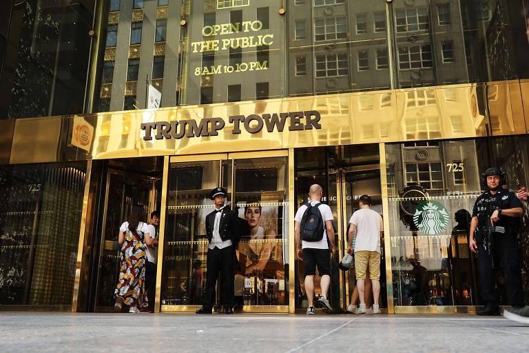 Donald Trump cai 11 posições na lista dos mais ricos nos EUA da Forbes