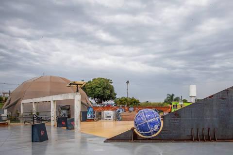 CAMPINAS, SP, BRASIL, 20-09-2018: O Museu Exploratório de Ciências da Unicamp. (Foto: Bruno Santos/ Folhapress) *** FSP-ESPECIAIS *** EXCLUSIVO FOLHA***