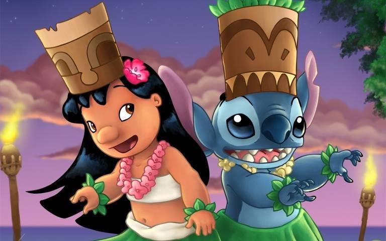 Lilo & Stitch, da Disney