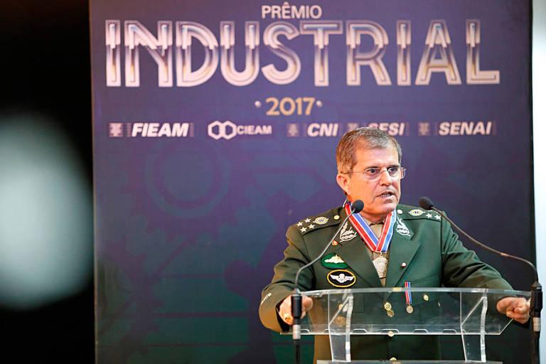 O general da reserva Guilherme Theophilo vai chefiar a Secretaria Nacional de Segurança Pública