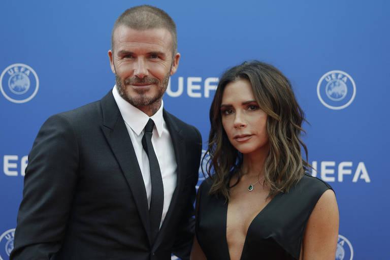 b512e5aa586350 F5 - Celebridades - David e Victoria Beckham vendem mansão em ...