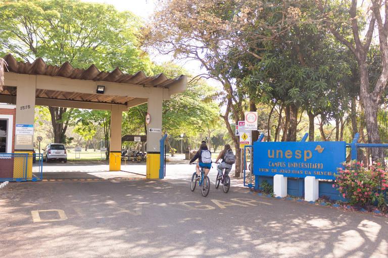 Campus Rio Claro da Unesp, no interior de SP campus Rio Claro