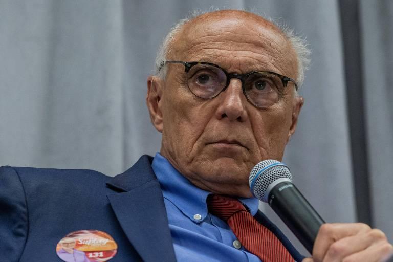 Eduardo Suplicy (PT), vereador de São Paulo e pré-candidato à Prefeitura