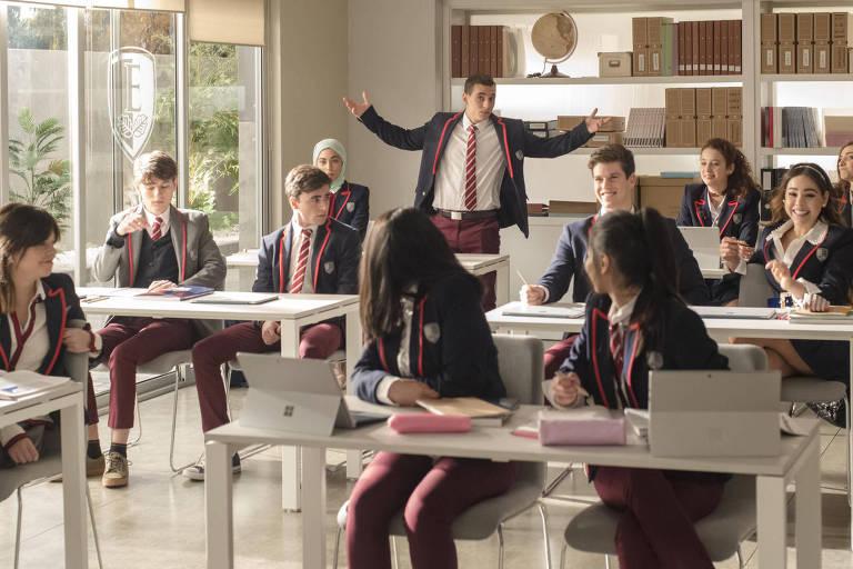 'Elite' é nova série espanhola que chega à Netflix