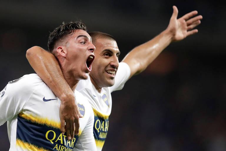 Boca eliminou o Cruzeiro, no Mineirão, e é o semifinalista da Libertadores com mais títulos (6)