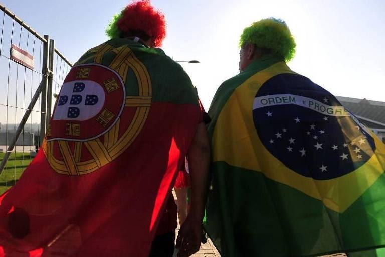 Brasileiros são os que mais se naturalizaram em Portugal em 2016